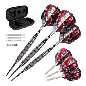 Viper Blitz Darts 95% Tungsten Steel Tip Darts 28 Grams