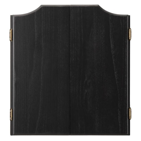 Image of Viper Hudson All-In-One Dart Center Black Dartboard Cabinets Viper