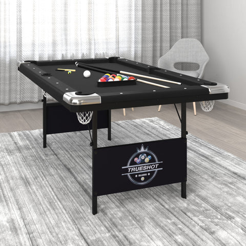 Fat Cat Trueshot 6' Folding Billiard/Pool Table
