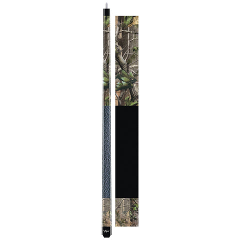 Viper Realtree APG Green Camouflage Cue