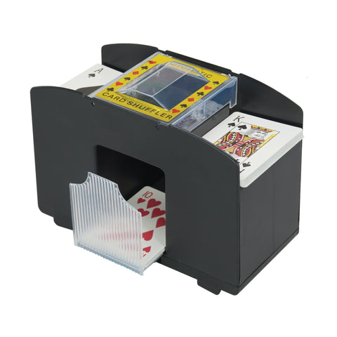 Image of Fat Cat Four Deck Automatic Card Shuffler