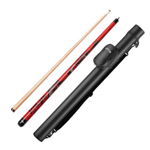 Viper Underground Dragon Cue and Casemaster Q-Vault Supreme Black Cue Case