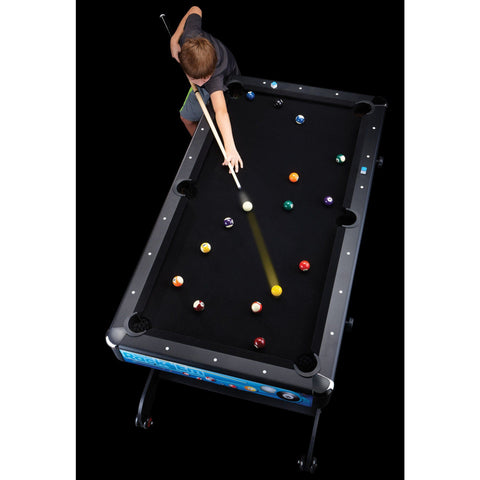Fat Cat Storm Strike 5' Folding Billiard Table