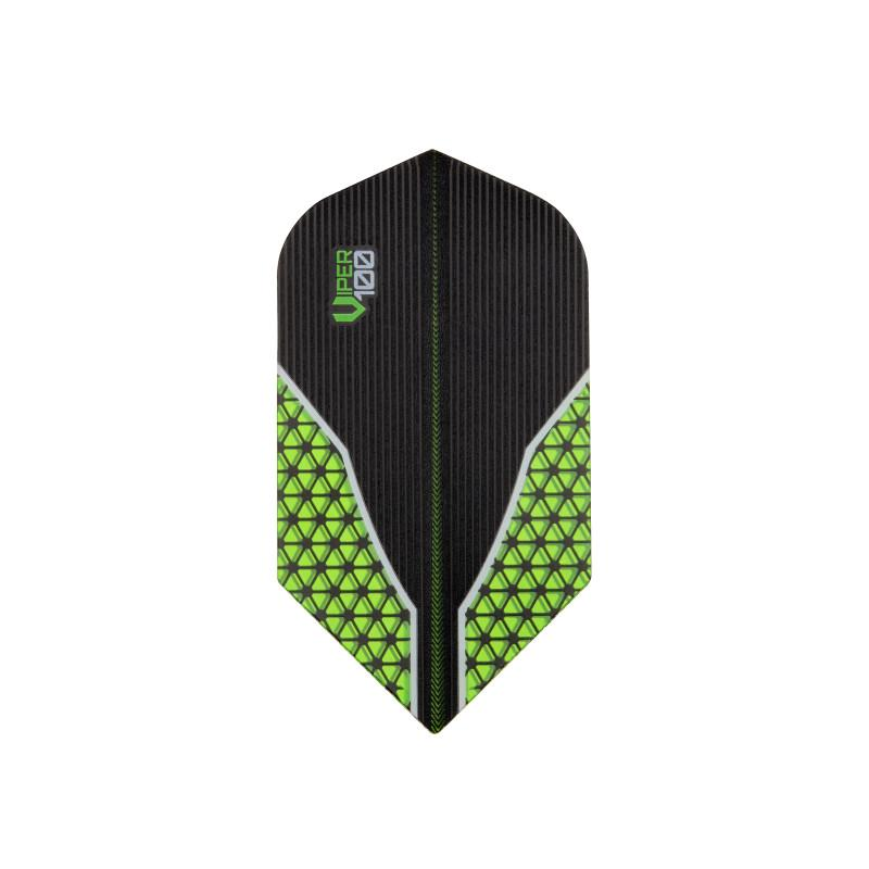 V-100 Flights Slim Green Dart Flights Dart Flights Viper