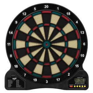 "Fat Cat 727 Electronic Dartboard, 13.5"" Compact Target"