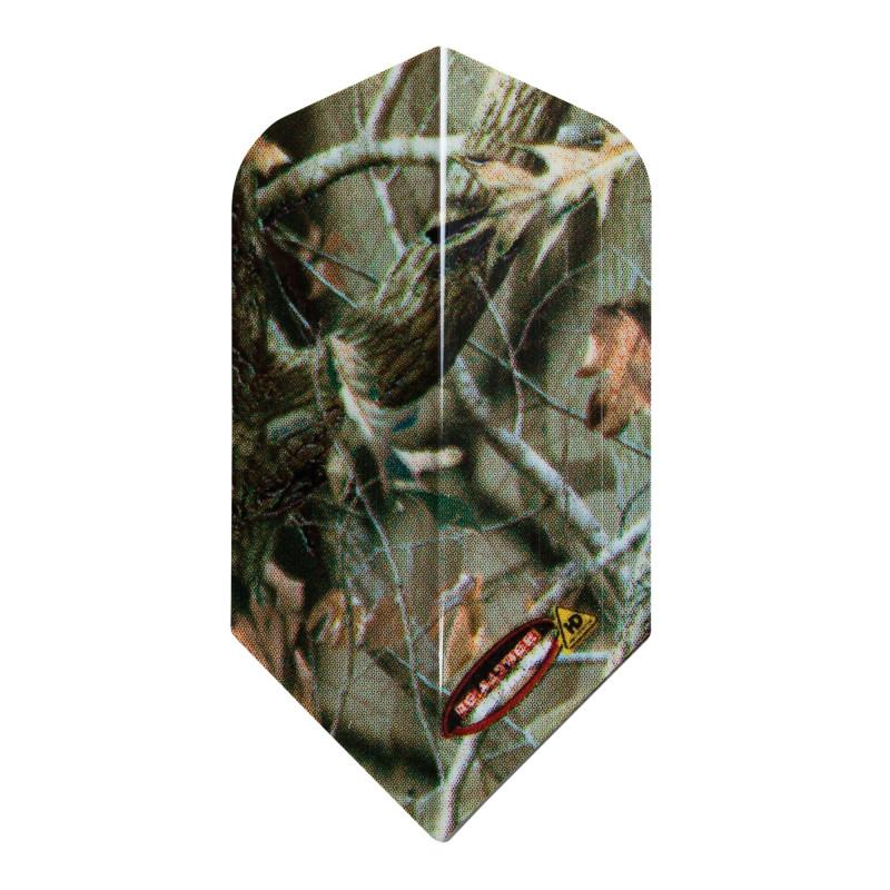 Poly Royal Hard Flights Slim Realtree HD