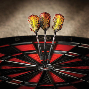 Viper Jaguar Tungsten Soft Tip Darts 1 Small Knurled Ring 18 Grams