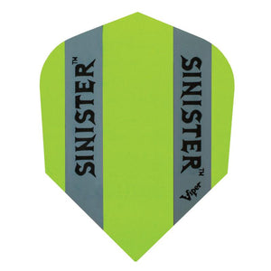 Sinister 100 Flights Standard Opaque Green