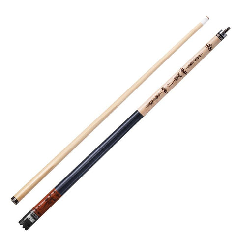 Viper Desperado Sting Cue and Casemaster Q-Vault Supreme Black Cue Case