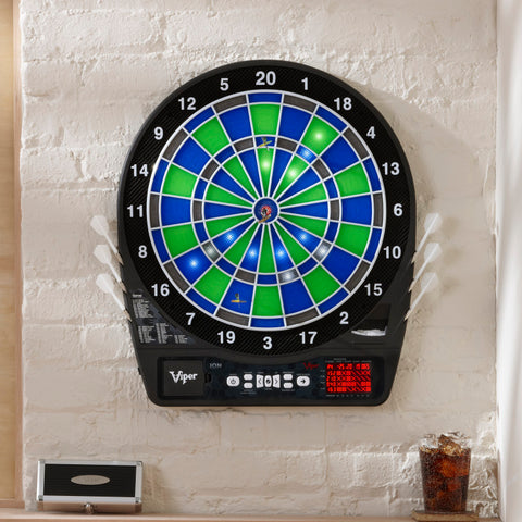 Image of Viper Ion Illuminated Electronic Dartboard