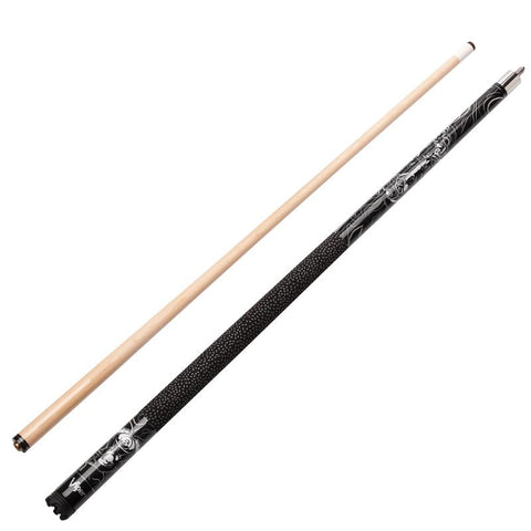 Viper Revolution Rider Cue and Casemaster Q-Vault Supreme Black Cue Case