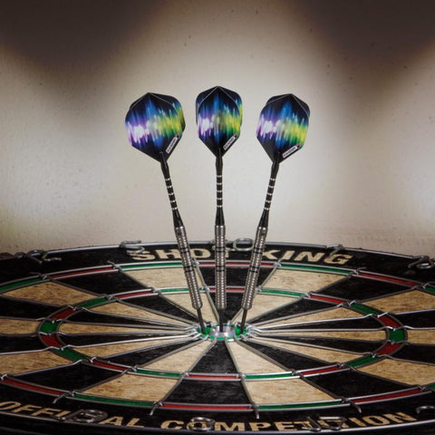 Image of Elkadart Ultra Sonic Tungsten Steel Tip Darts 21 Grams