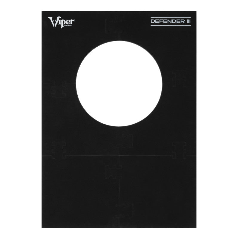 Viper Wall Defender III Dartboard Surround Dartboard Cabinets Viper