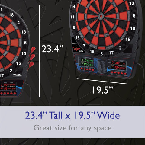 Image of Viper Orion Electronic Dartboard