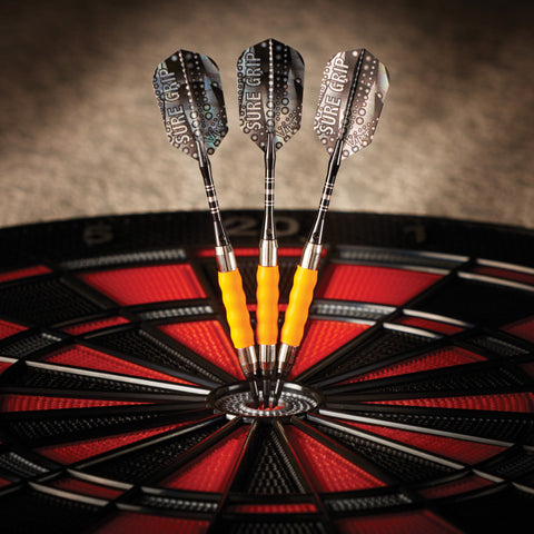 Viper Sure Grip Darts Soft Tip Darts Orange Soft-Tip Darts Viper
