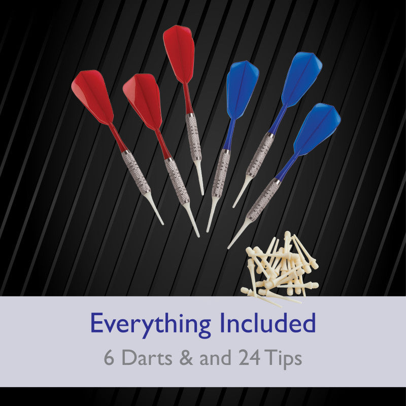 Fat Cat 727 Electronic Dartboard Soft-Tip Dartboard Fat Cat
