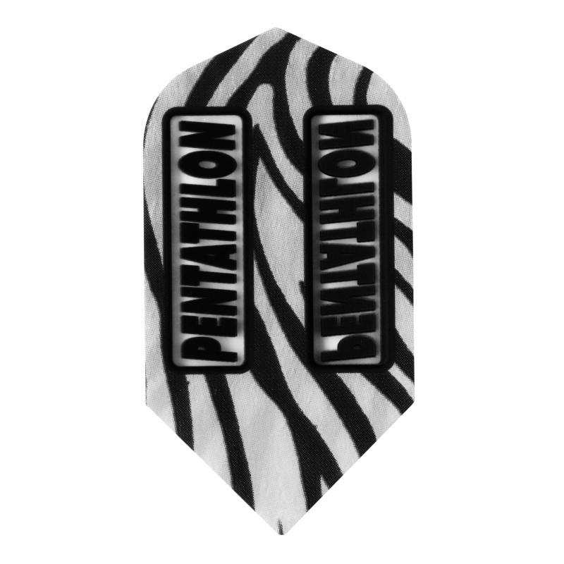 Pentathlon Flights - Standard Zebra