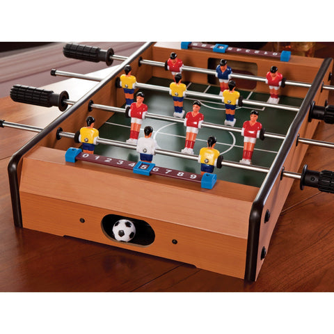 Image of [REFURBISHED] Mainstreet Classics Sinister Table Top Foosball Table Refurbished Refurbished GLD Products