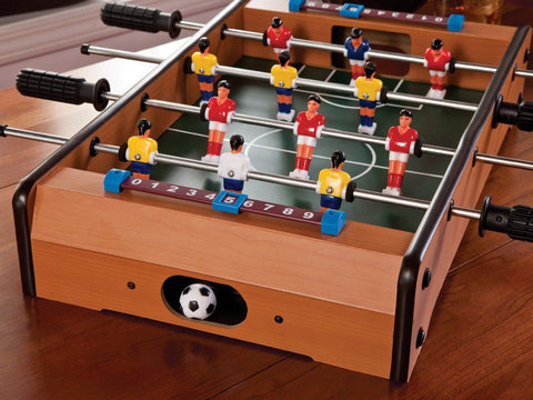 Mainstreet Classics Sinister Table Top Foosball Table Table Top Mainstreet Classics