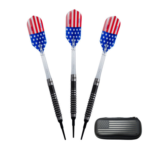 Image of Viper Patriot 80% Tungsten Soft Tip Darts 20 Grams