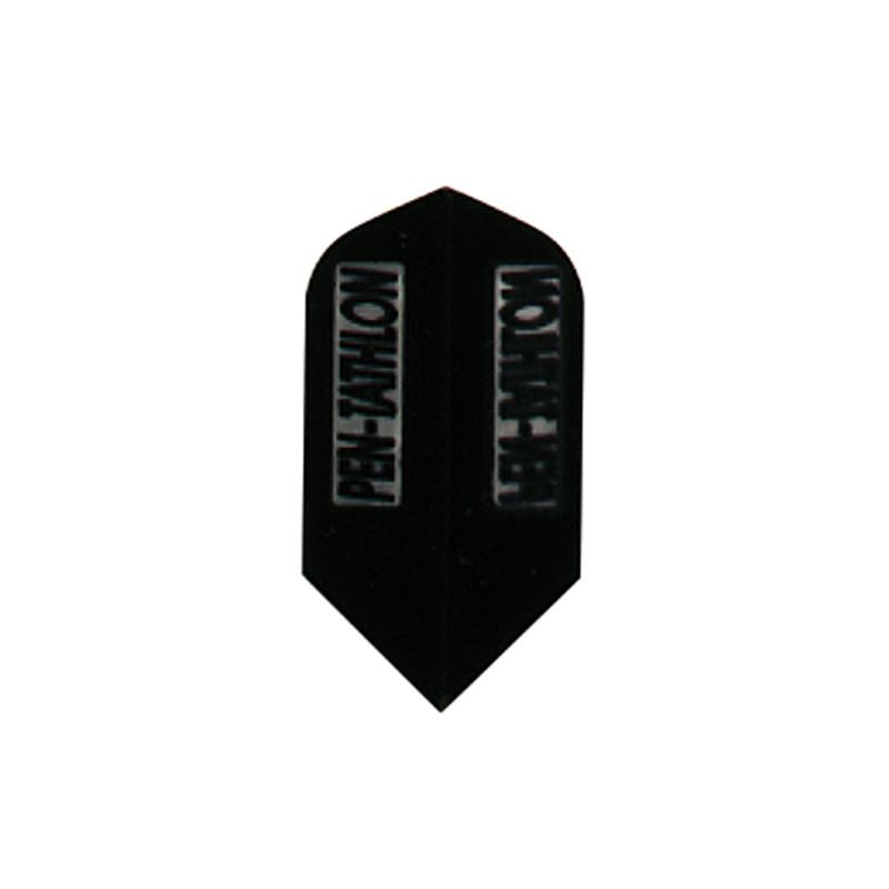 Pentathlon Slim Black Flights Dart Flights Viper