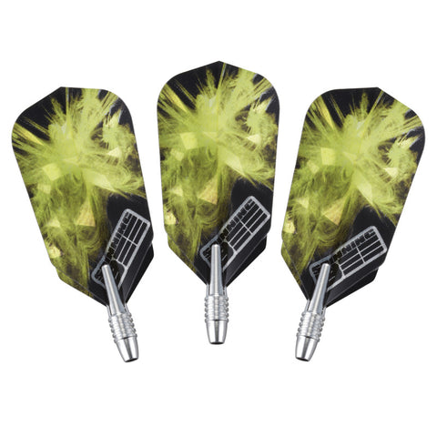 Viper Spinning Bee Green Soft Tip Darts 16 Grams