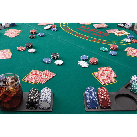 Attrayant ... Image Of Fat Cat Poker Blackjack Table Top ...
