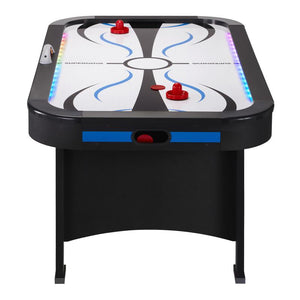 Fat Cat Supernova LED Light-Up Air Hockey Table