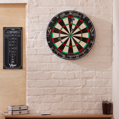 Viper Slash Sisal Dartboard Steel-Tip Dartboard Viper