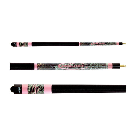 Viper Realtree Max-1 Pink Camouflage Cue