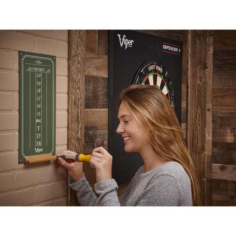 Image of Viper Small Cricket Chalk Scoreboard Dartboard Accessories Viper