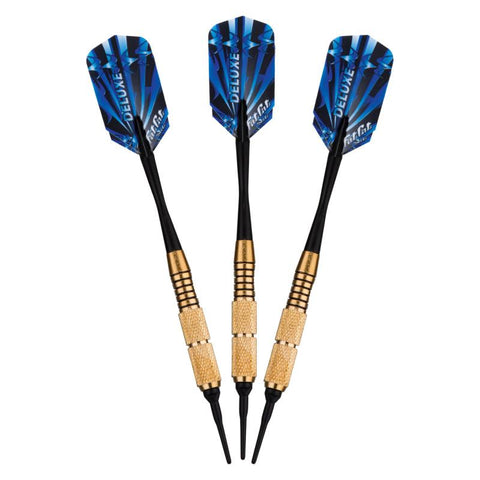 Image of Fat Cat Deluxe Soft Tip Darts 16 Grams Soft-Tip Darts Fat Cat