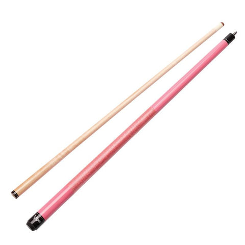 Image of Viper Pink Lady Cue and Casemaster Deluxe Hard Cue Case Billiards Viper