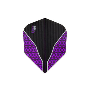 V-100 Flights Standard Purple Dart Flights Dart Flights Viper