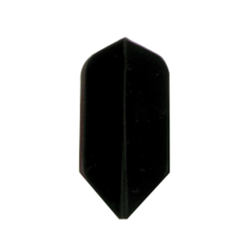 Dyna Star Slim Black Flights Dart Flights Dyna St