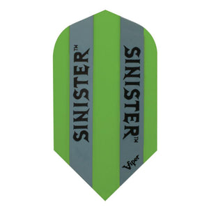 Sinister 100 Flights Slim Opaque Green