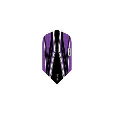 Pentathlon TDP-LUX Slim Purple/Black Flights Dart Flights Viper