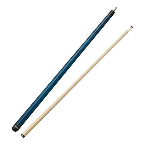 Viper Elite Series Blue Unwrapped Cue Billiard Cue Viper