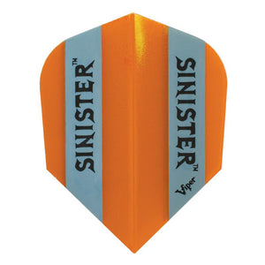 Sinister 100 Flights Standard Translucent Orange