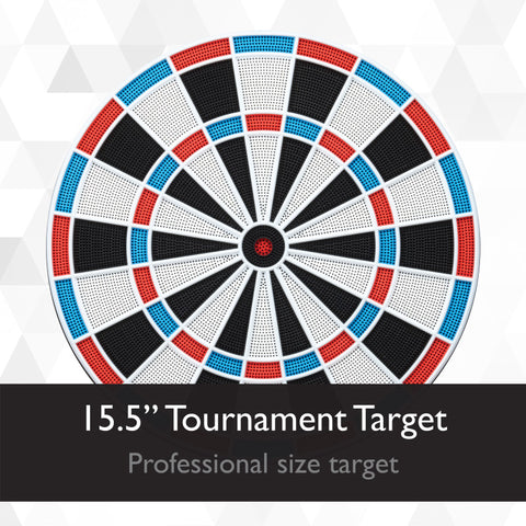 "Image of Viper Showdown Electronic Dartboard, 15.5"" Regulation Target"