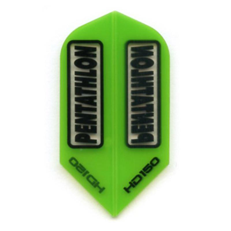 Pentathlon HD 150 Flights - Standard Green