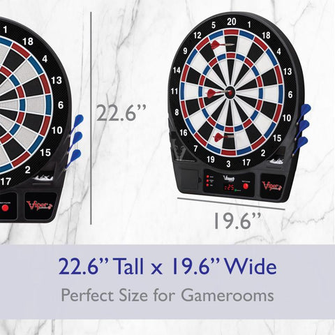 Viper Vtooth 1000 Bluetooth Electronic Dartboard