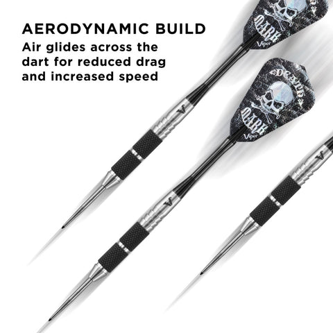 Image of Viper Desperado 80% Tungsten Steel Tip Darts Iron Cross 24 Grams