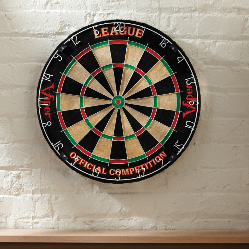 Viper League Sisal Dartboard