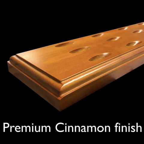 Viper Dart Caddy Cinnamon Finish