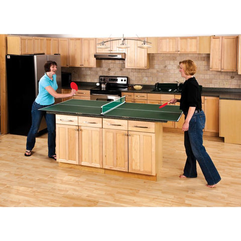 Viper Portable 3-in-1 Table Tennis Top Table Tennis Table Viper