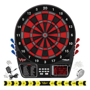 "Viper 797 Electronic Dartboard, 15.5"" Regulation Target"