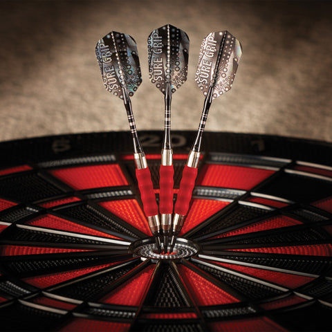 Image of Viper Sure Grip Soft Tip Darts Red 16 Grams