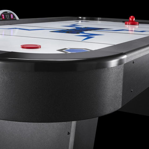 Image of Fat Cat Storm MMXI 7' Air Hockey Table Table Hockey Table Fat Cat