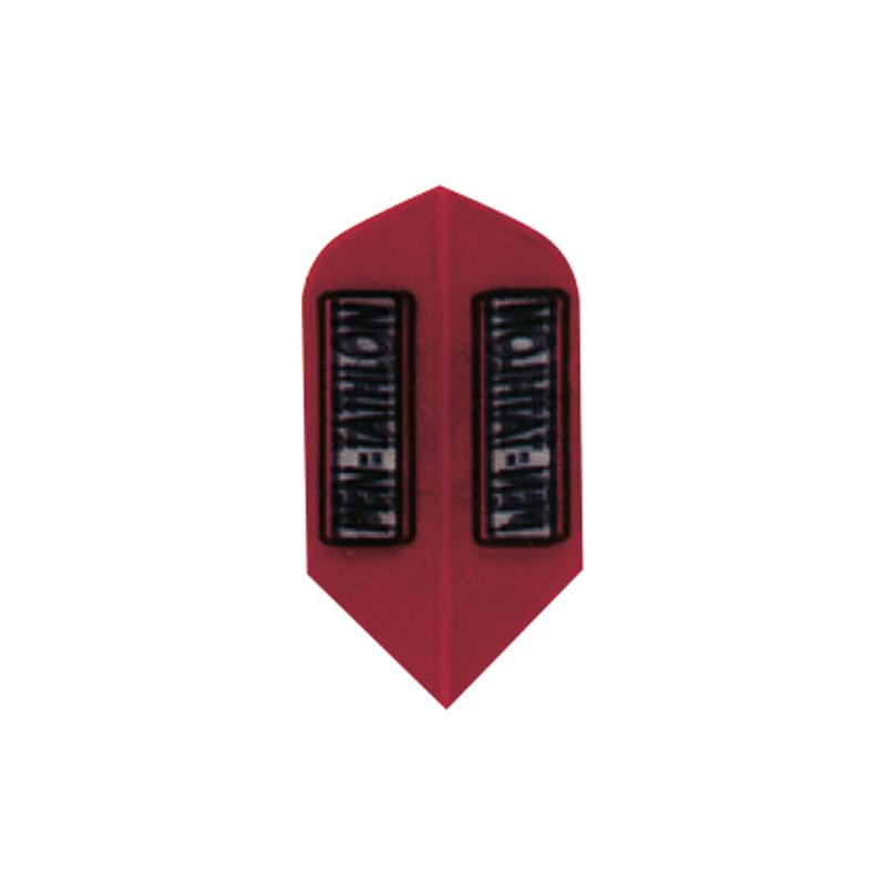 Pentathlon Slim Red Flights Dart Flights Viper